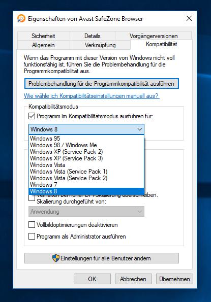 programm installieren unter windows 10